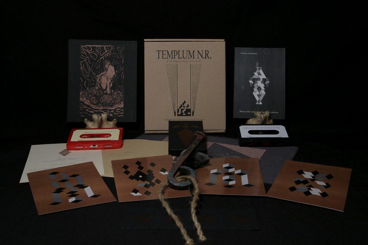Templum N.R. 'T.o.V. Improvisations XCII-XCIII', Special Edition