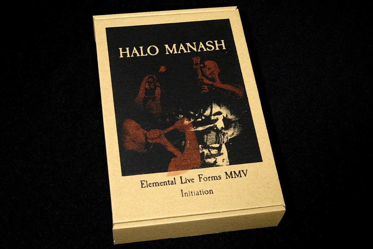 Halo Manash 'Elemental Live Forms MMV – Initiation', BOX SET