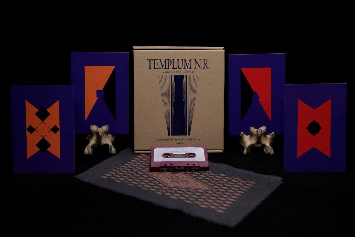 Templum N.R. 'Spectrum CCCXC: Transitio', C-40