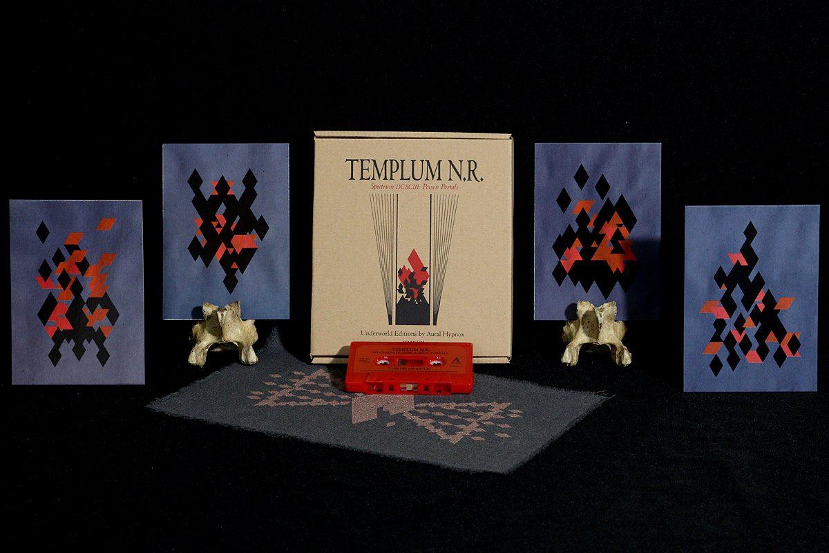 Templum N.R. 'Spectrum DCXCIII: Poison Portals', C-40