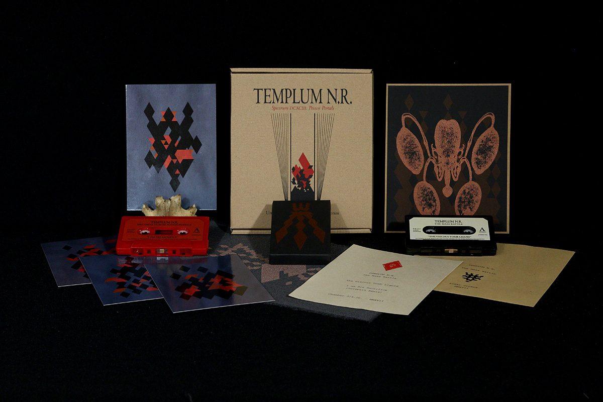 Templum N.R. 'Spectrum DCXCIII: Poison Portals' special edition