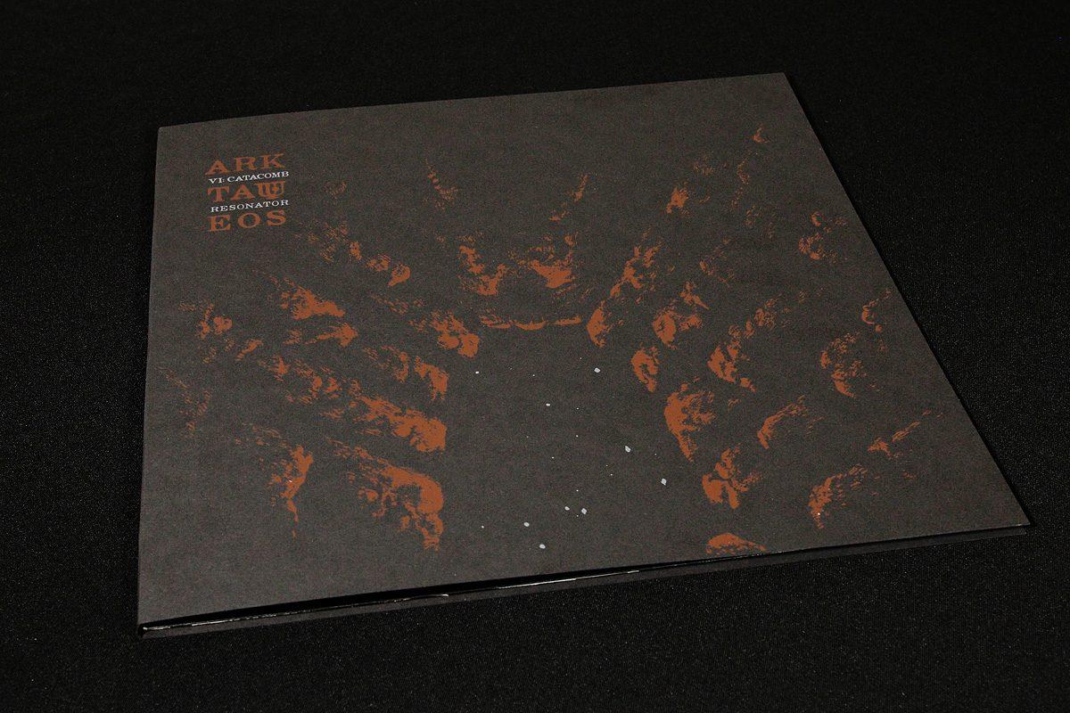 """Arktau Eos """"Catacomb Resonator"""" LP"""