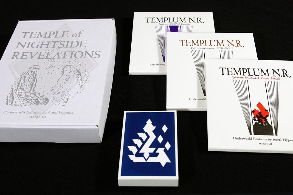 Templum N.R. MMXVIII box set