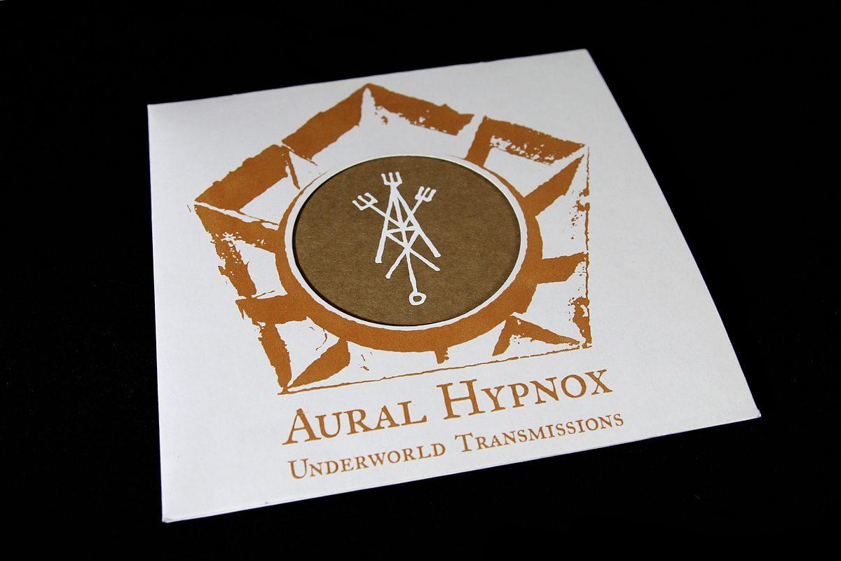 Aural Hypnox – Underworld Transmissions, CD