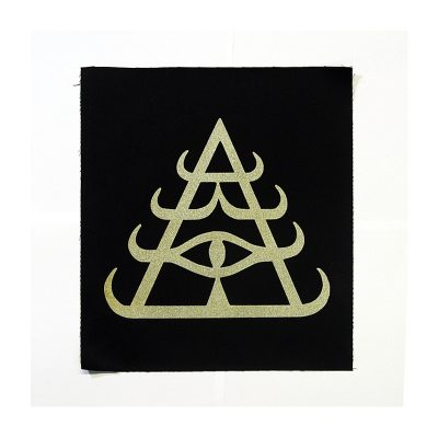 "Arktau Eos ""The Eye"" back patch"