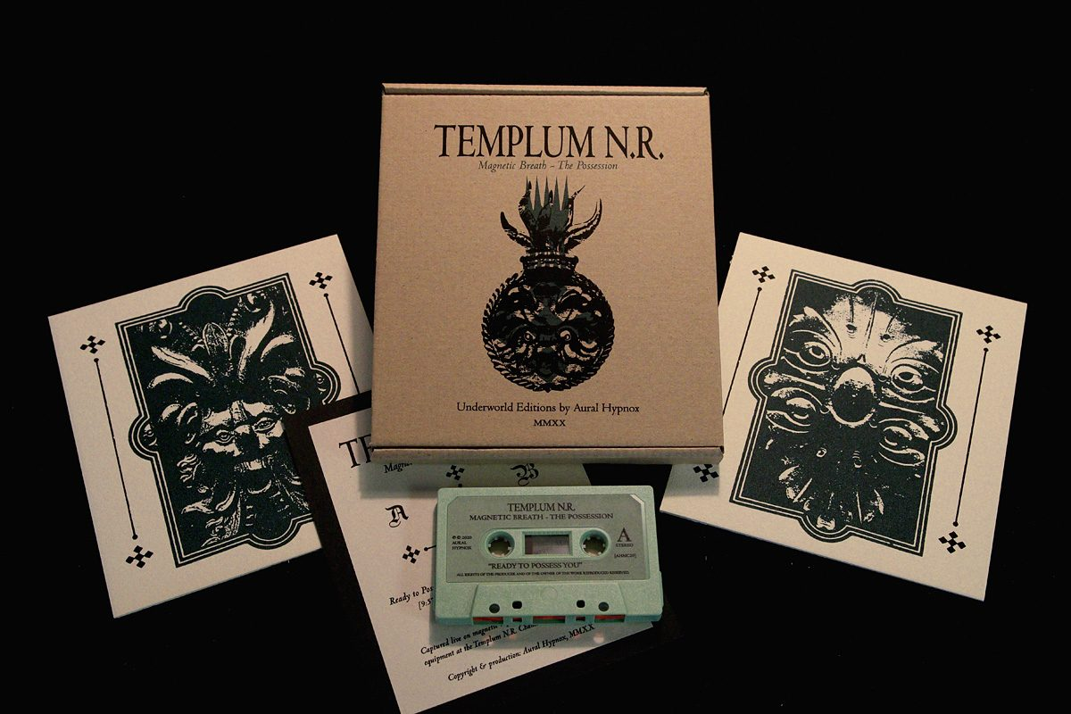"Templum N.R. ""Magnetic Breath – The Possession"" C-20"