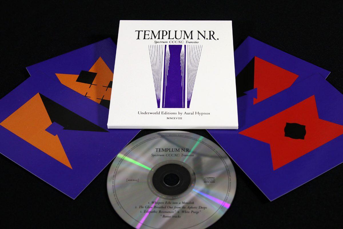 Templum N.R. 'Spectrum CCCXC: Transitio', CD
