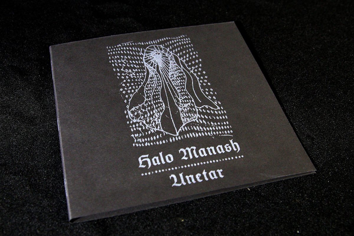 Halo Manash – Unetar, CD