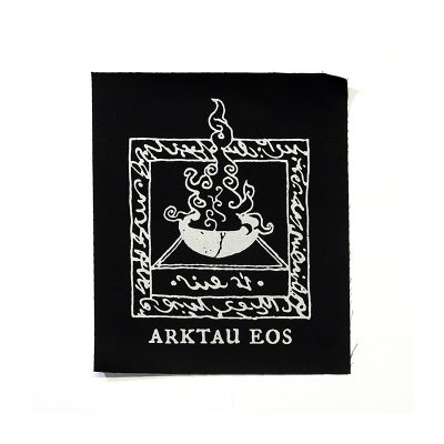 "Arktau Eos ""Offering"" back patch"