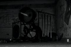 Halo Manash - Live at Bunker, Ambleteuse, France 2008